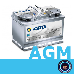 Akumulatory rozruchowe AGM