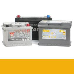 Akumulatory do samochodów osobowych